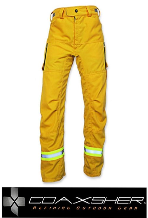 CX Urban Interface Yellow Vent Pant - Wildland Warehouse | Gear for Wildland Fire