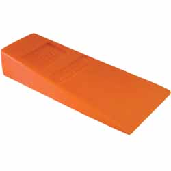 "12"" Poly Forestry Wedge - Wildland Warehouse 